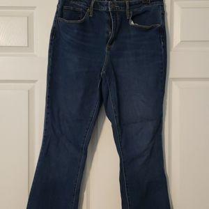 Universal Thread High Rise Bootcut Jeans